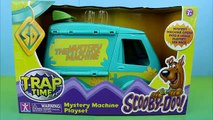 Scooby Doo Mystery Machine Playset Scooby Doo & Shaggy trap ghosts