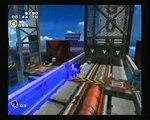 Sonic adventure 2 Battle Gameplay - Metal harbor (A rank)