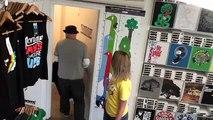 The Changing Room - Girl's Locker Room Prank