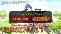 Regular Show Games - Winging It - Full Game - Cartoon Network Games