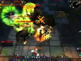 World Of Warcraft Death Knight Darkneskills Sfk run