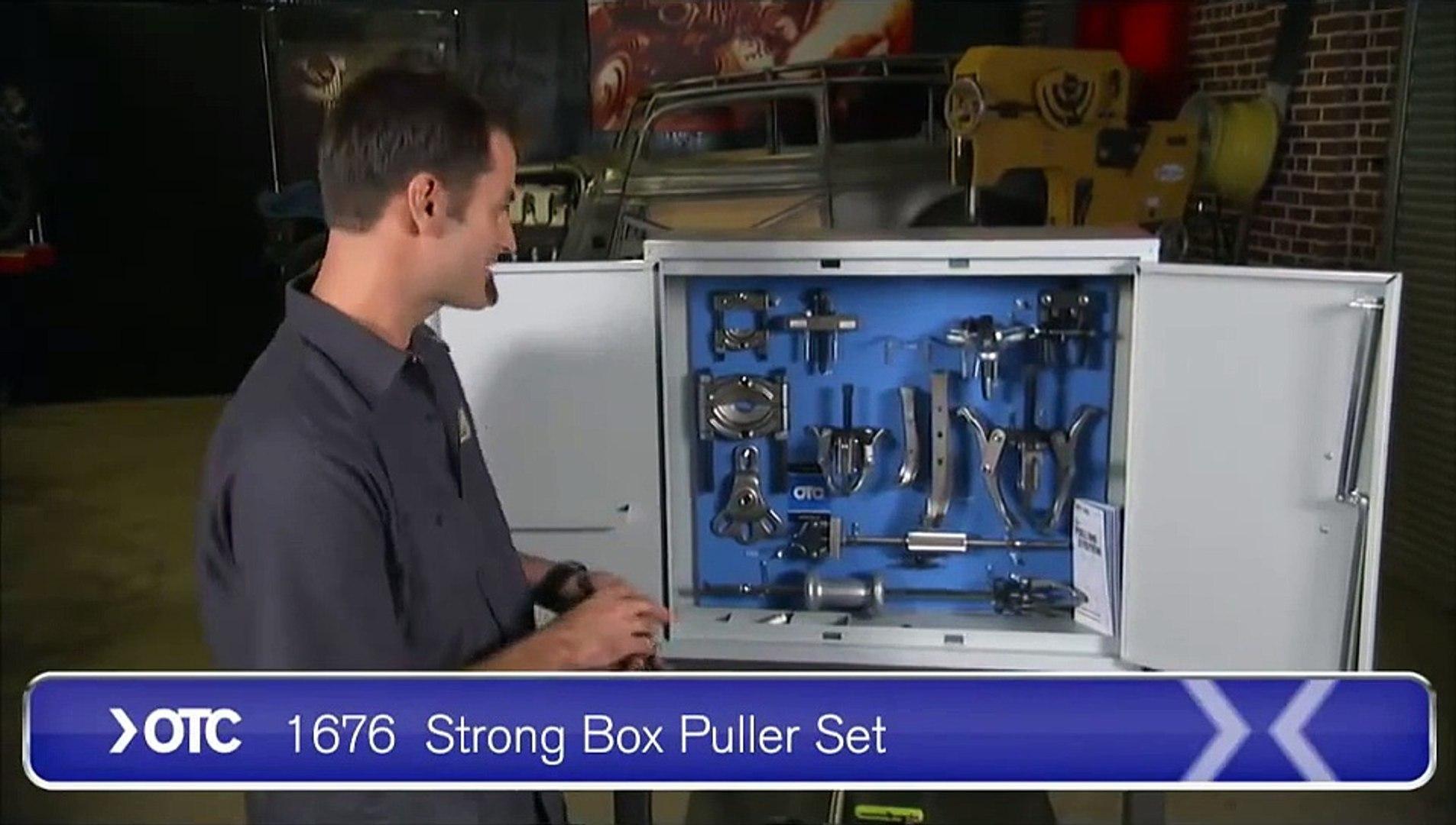 OTC 464 2-Ton Griplock Puller