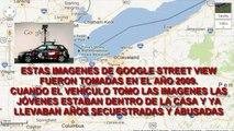 IMAGENES GOOGLE STREET VIEW - NIÑAS SECUESTRADAS DURANTE 10 AÑOS EN OHIO EEUU