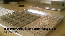 Kozseven Hip Hop Beat #4 Akai MPC Studio