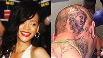 Rihanna LOVED Chris Brown's Tattoos