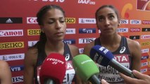 Athlétisme - Ch. Monde - 4X100m (F) : Guei « Une bonne dynamique »