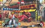 Super Street fighter IV avec soldatgaga
