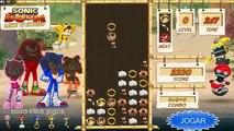 Sonic Boom Jogos do cartoon network Novo Click Jogos