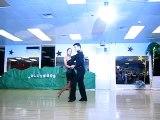Jonathan Roberts & Anna Trebunskaya Latin Showcase
