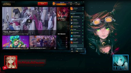 Stream on ! ToWatchDaero ! (REPLAY) (2015-08-29 18:16:02 - 2015-08-29 20:05:33)