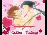Les plus beau couples de manga