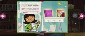 Word Girl Becky Botsford Becky's Day Off Cartoon Animation PBS Kids Game Play Walkthrough