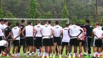 Gaziantepspor Beşiktaş Maçı 0-4 Maçtan Görüntüler 28.08.2015 Süper Lig BJK Gaziantep maçı