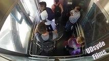 Pee Prank in the Elevator PRANKS GONE WRONG ♦ Social Experiment ♦ Funny Videos ♦ Pranks 2015