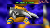 Digimon Adventure - Si tu lo deseas - Cesar Franco y Adrian Barba -