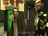 gameplay et let's play sur Grand theft auto IV mission 1 et 2