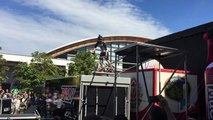 Danny Macaskill & his friends at Eurobike 2015 part 6