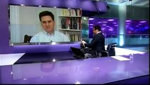 Ed Miliband makes an arse of himself about Climate Change (C4 News, 31.01.10)