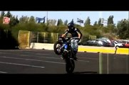 Team CO2 Stunt moto