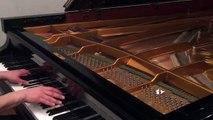 Minecraft Song on Piano ♫ Na Na Na I Found A Diamond