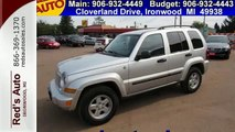2007 Jeep Liberty Ironwood MI Rhinlander, MI #20024B