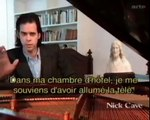 Nick Cave on Blixa Bargeld (2000)