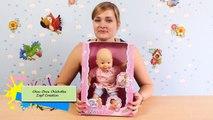 Chou Chou Giggling Doll   Lalka Chou Chou Chichotka - Zapf Creation - 902547 - Recenzja