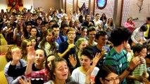 Louange - LIVE Retraite Lycéens Tressaint 2015