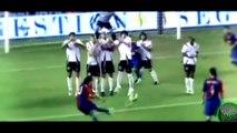 Ronaldinho top 10 goals in FC Barcelona