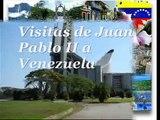 Visitas de Juan Pablo II a Venezuela