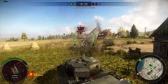 UNBELIEVABLE!!     World of Tanks: Xbox 360 Edition - Scout Tanks Amazing!!! - HD