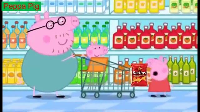 「MLG」 Peppa pig Shopping