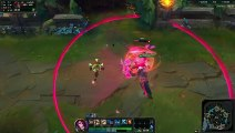 New PROJECT Skin Preview- Project YI Zed Lucian Leona Fiora and project yi voice
