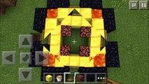 how to spawn herobrine on minecraft pe 0.10.0/0.11.0