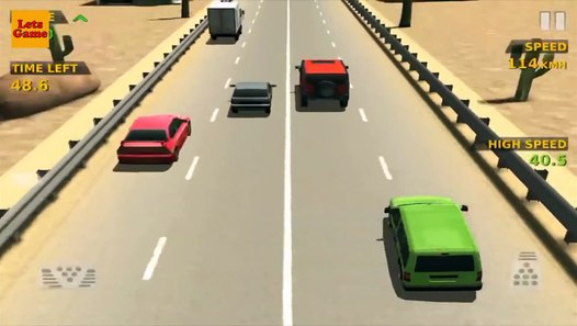 Jeux de course de voiture - dessin animé cars ...