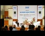 Launch of BSE SENSEX MOBILE STREAMER by Sadhguru Jaggi Vasudev from Isha Foundation Part 1/6