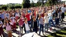 """""""Toujours plus loin"""" - LIVE Retraite Lycéens Tressaint 2015"""