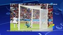 Mordida de Suárez, gol eletrônico e recorde de Klose são destaques da 1ª fase da Copa