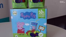 Appy Food and Drinks – Multi-vitamin fruit drink incorporating cartoon characters