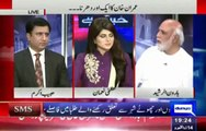 Why Did Imran Khan Ask Haroon Rasheed To Travel With Him In Plane Today and What Suggestion Haroon Rasheed Gave to Khan