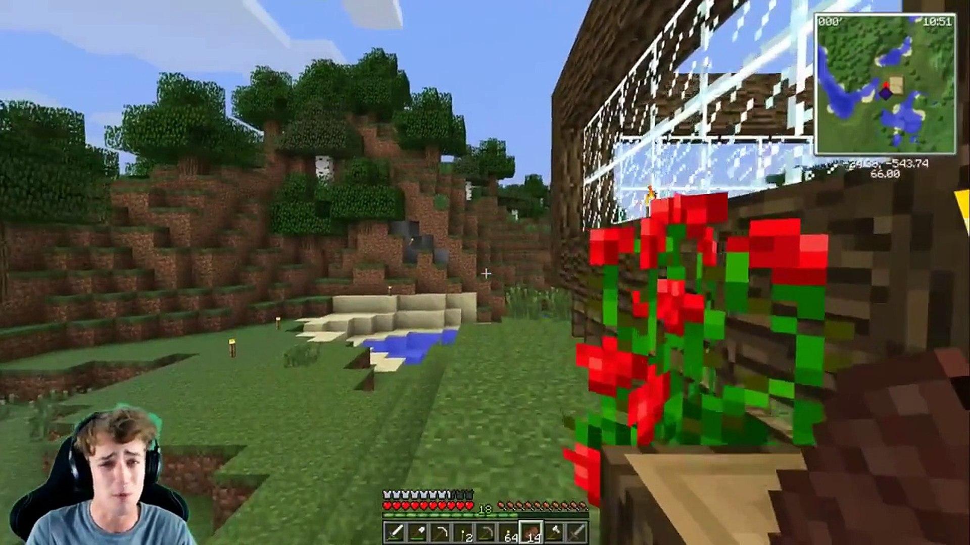 Crainer Commentates   Minecraft- The Kind Of Vanilla Series #05 - WEREWOLF KILLER