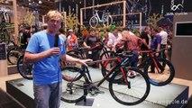 Eurobike 2014 - Cube Bikes 2015