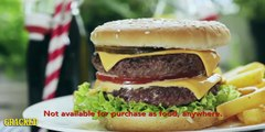 UNBELIEVABLE!!     If Fast Food Commercials Were Honest Amazing!!! - HD