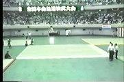 Hiroshi Isoyama at 1987 All-Japan Aikido Demonstration