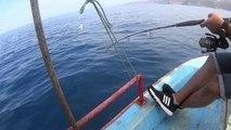 İzmir Karaburun Derin Su Mercan Avı
