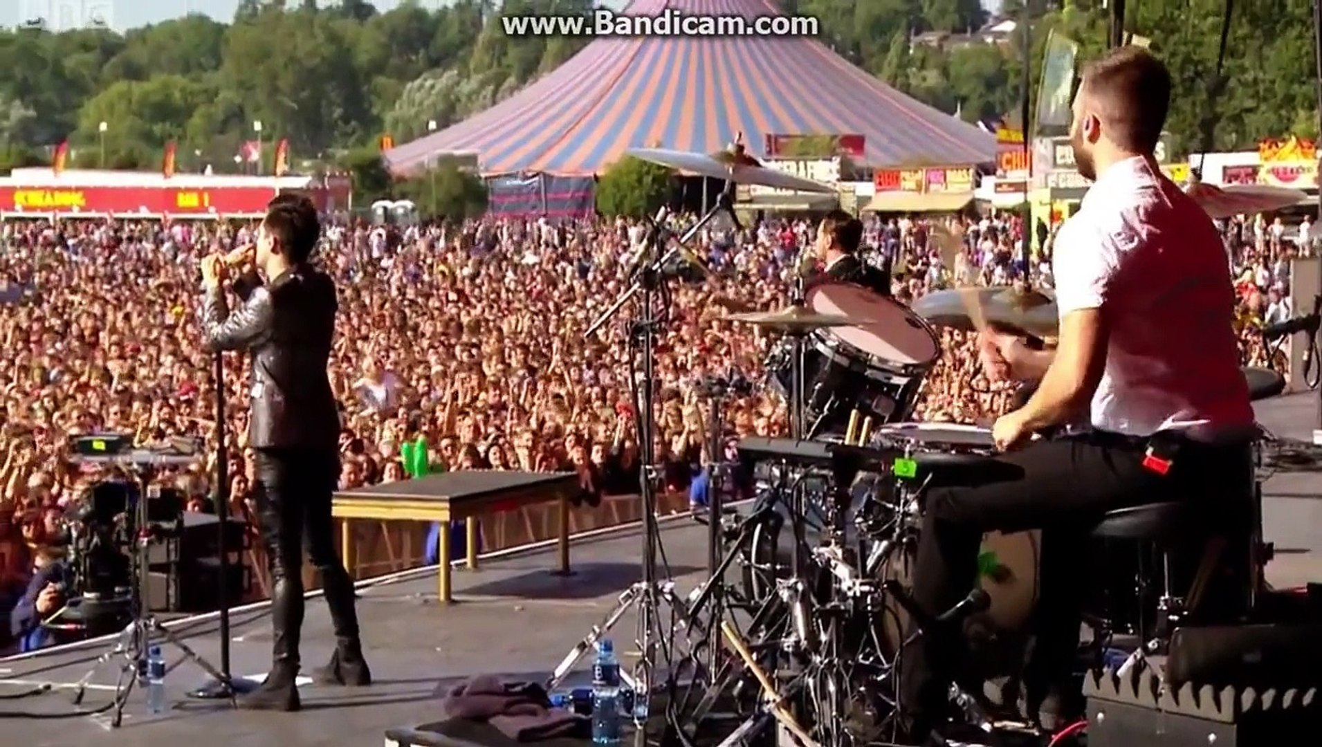 Girls/Girls/Boys - Panic! At The Disco - Reading 2015