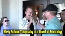 Scientology cam version- Squirrel Busters visit Marty Rathbun