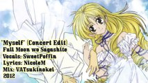 ENGLISH Myself - Full Moon wo Sagashite