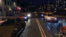 GTA V (ps4) : Corridas de rua - Hao - Circuito da cidade #2