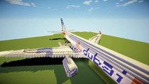 Channel Promotion #4 - Minecraft Boeing 737-800 flydubai - By Tommist Aviation
